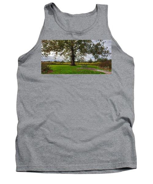 Walnut Woods Tree - 1 Tank Top