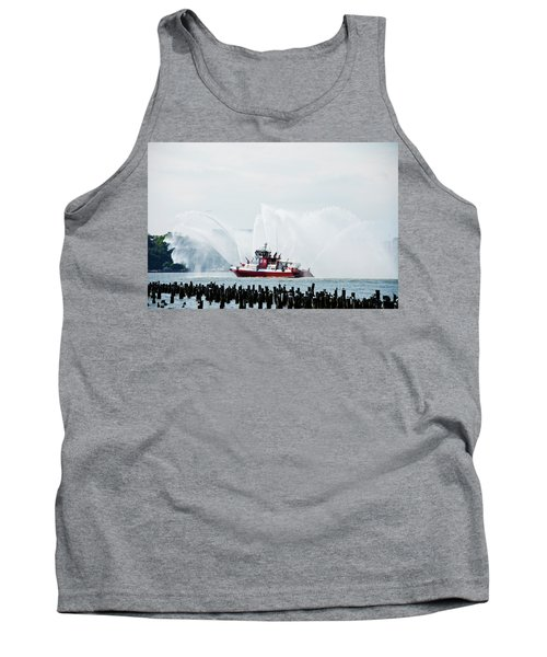 Water Boat Tank Top