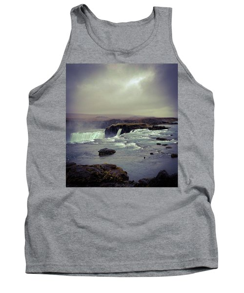Waterfall Of The Gods Tank Top
