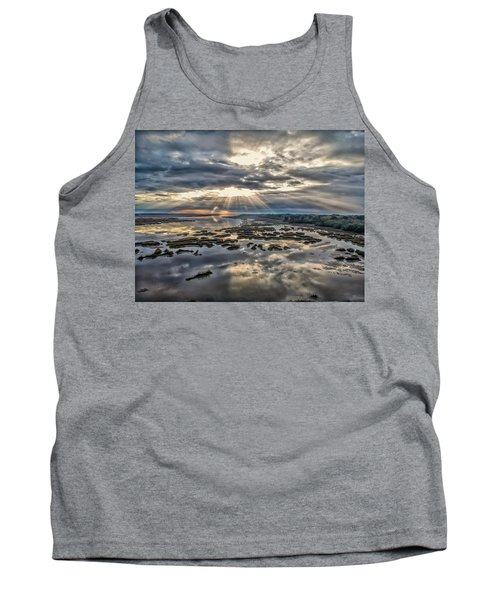 Whale Branch - Angel Rays Tank Top