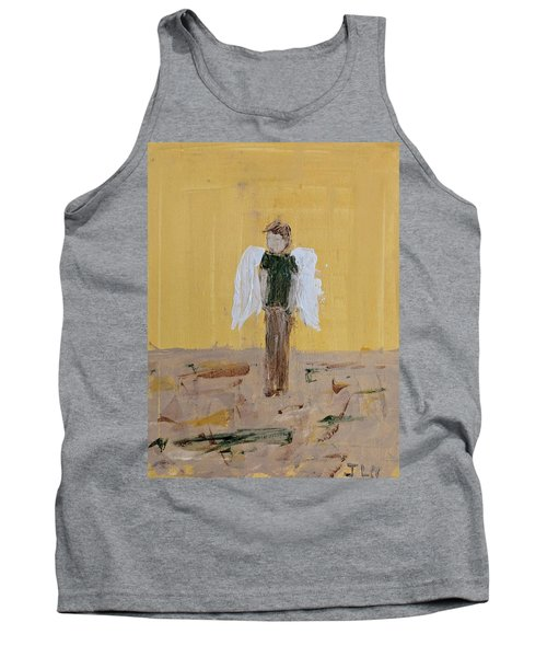 Whistling Angel Tank Top