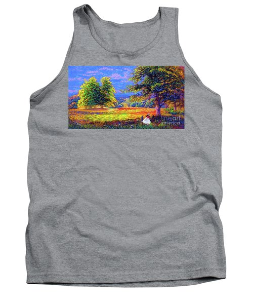 Wildflower Fields Tank Top