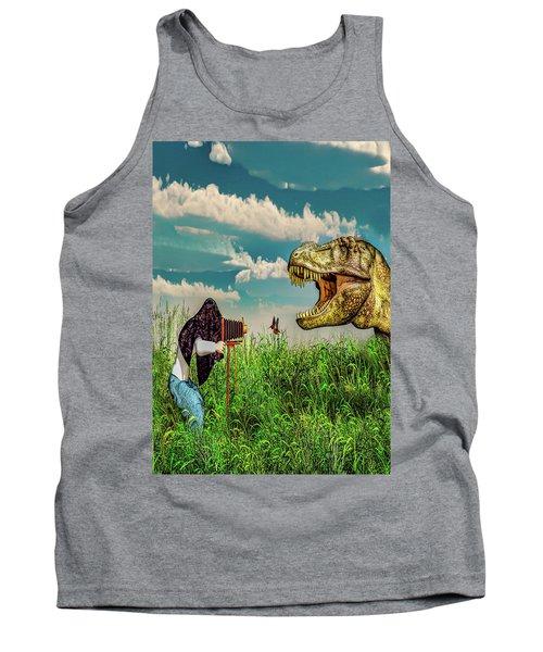 Wildlife Photographer  Tank Top