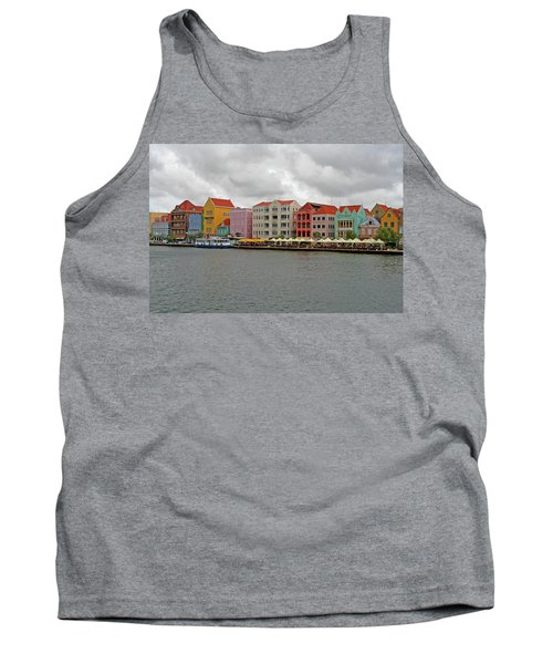 Willemstad, Curacao Tank Top