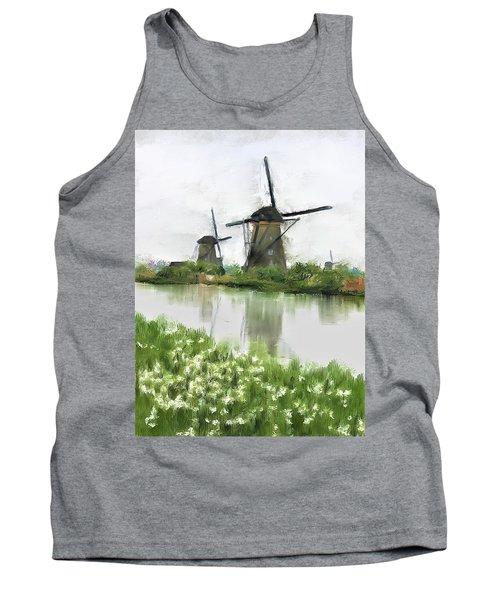 Windmills Tank Top