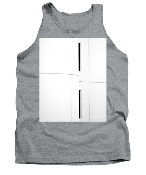 Window Abstract Tank Top