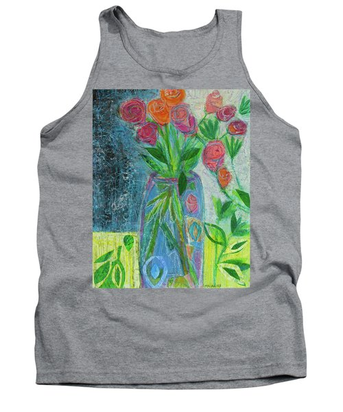 A-rose-atherapy Tank Top