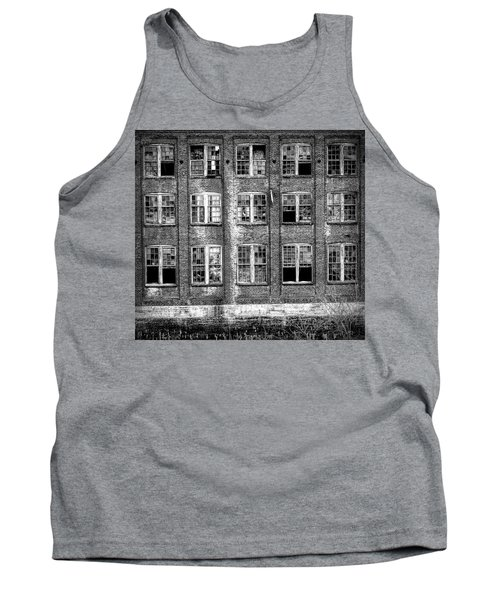 Windows Of Old Claremont Tank Top