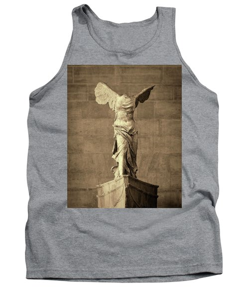 Winged Victory Of Samothrace - #10 Tank Top