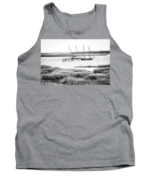 Winter Mooring - Beaufort River Tank Top