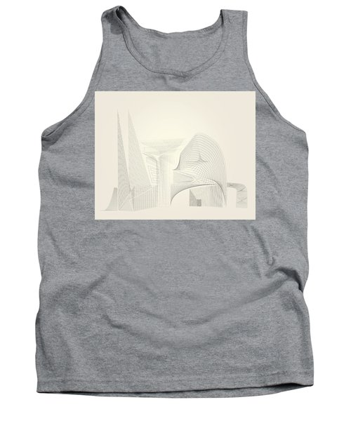 Wire Folly Complex Tank Top