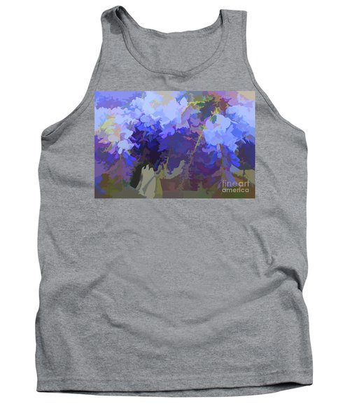 Wisteria Colours Tank Top