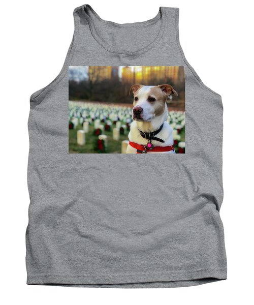 With Respect  Tank Top