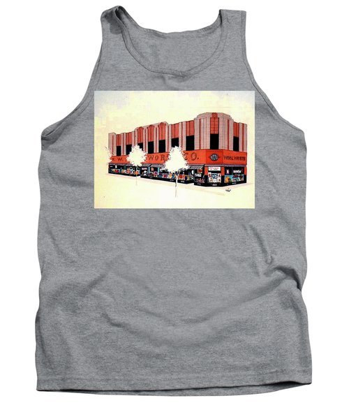 Woolworth On Market St. Tank Top