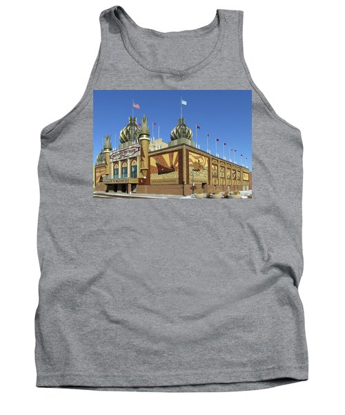 Worlds Only Corn Palace 2018-19 Tank Top