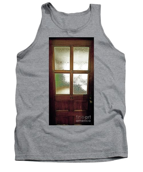 Yerkes Observatory Williams Bay Door 13 Jele3503 Tank Top