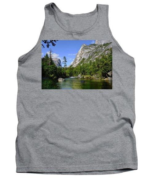Yosemite Mirror Lake, Lower Pool Tank Top