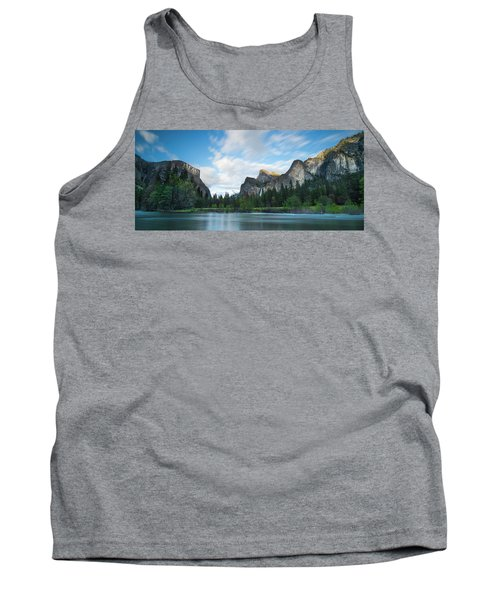 Yosemite Panorama Tank Top