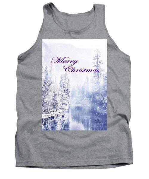Yosemite-river Tank Top