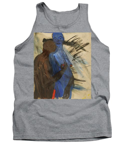 Zeus And His Thunderbolt Tank Top