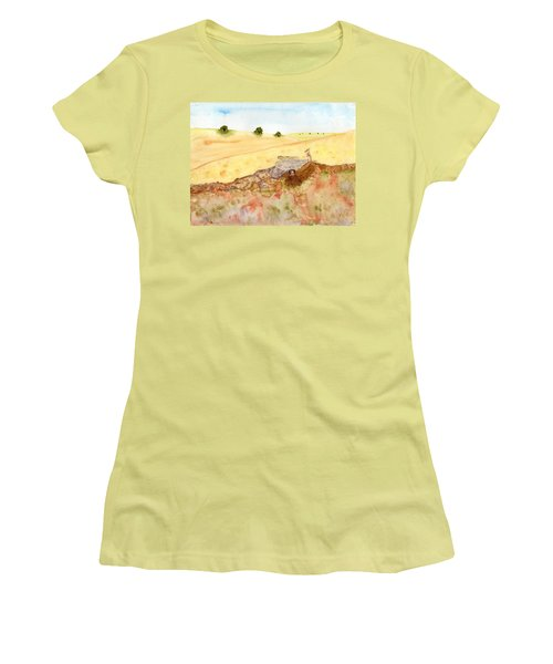 The Look Out Women's T-Shirt (Athletic Fit)