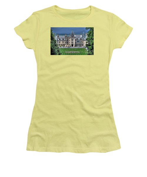 Biltmore House Women's T-Shirt (Athletic Fit)