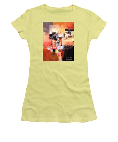Depth Of Shadows Women's T-Shirt (Junior Cut) by Glory Wood