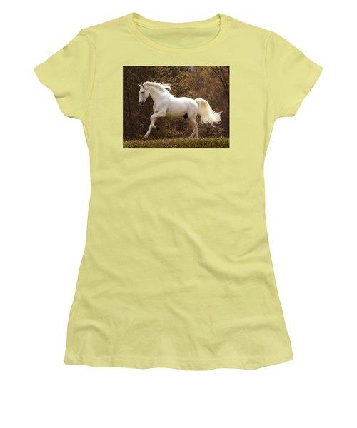 Dream Horse Women's T-Shirt (Athletic Fit)