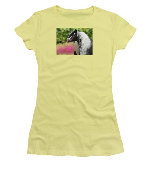 Hold On To Me Women's T-Shirt (Junior Cut) by Kate Black