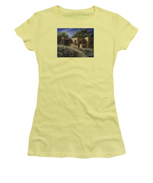 Sunny Day Women's T-Shirt (Junior Cut)