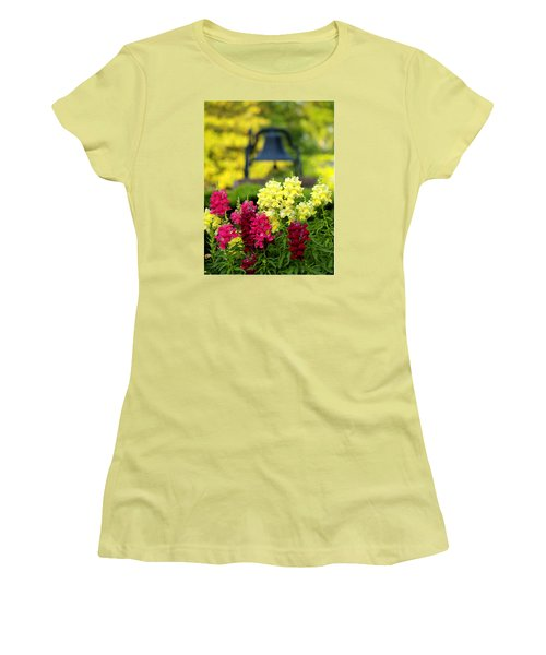 The Bell Women's T-Shirt (Junior Cut) by Charles Hite