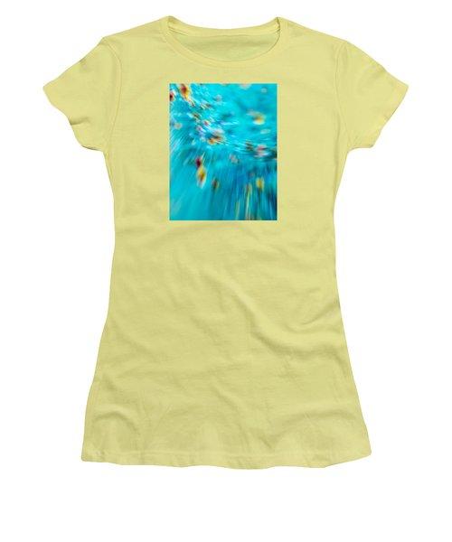 Untitled Women's T-Shirt (Junior Cut) by Darryl Dalton