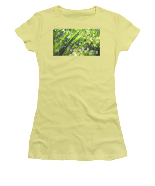 Where The Fairies Are Women's T-Shirt (Junior Cut) by Rima Biswas