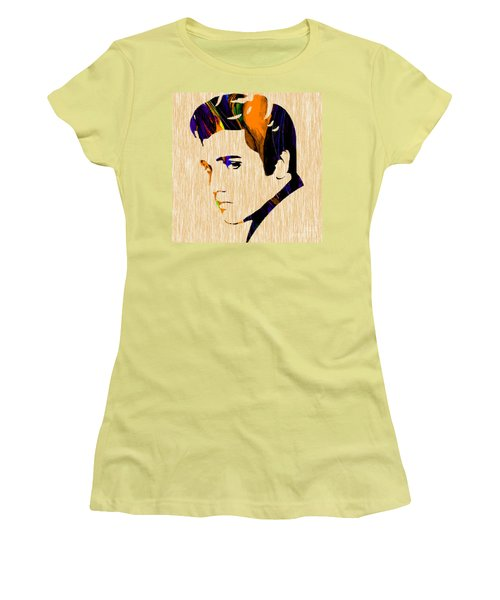 Elvis Women's T-Shirt (Athletic Fit)