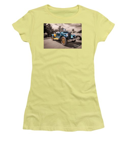 1925 Chevrolet Pickup Women's T-Shirt (Athletic Fit)
