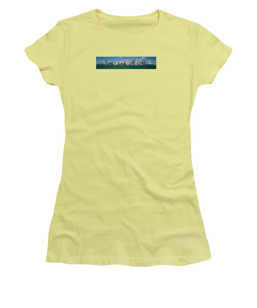 Miami Women's T-Shirt (Junior Cut) by Lawrence Boothby