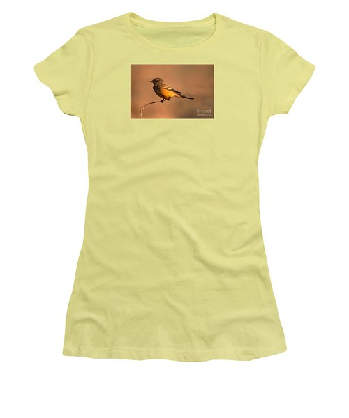 Say's Phoebe Women's T-Shirt (Athletic Fit)