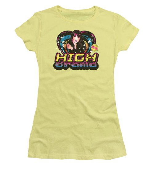 90210 - High Drama Women's T-Shirt (Athletic Fit)