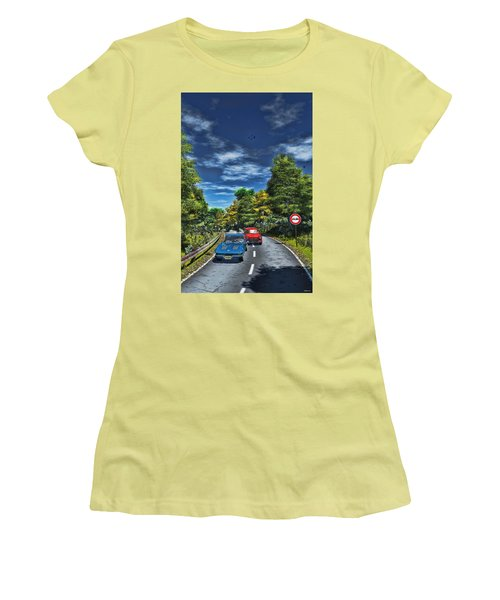 A Game Of Tag Women's T-Shirt (Athletic Fit)
