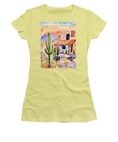 A Place Of My Own Women's T-Shirt (Athletic Fit)