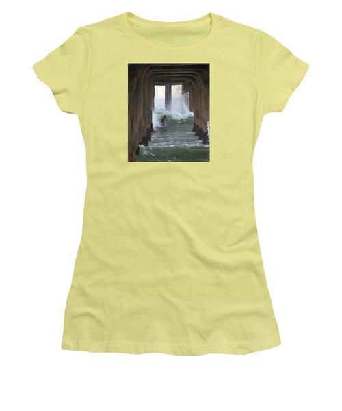 A Rite Of Passage Women's T-Shirt (Junior Cut) by Joe Schofield