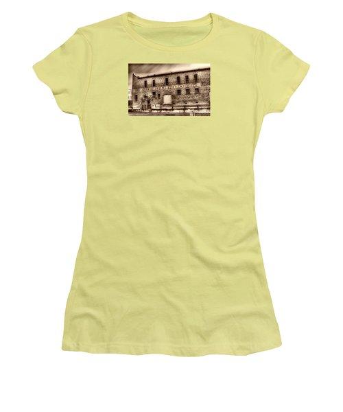 Adluh Flour Sc Women's T-Shirt (Junior Cut) by Skip Willits