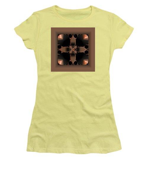 Affinity 2 Women's T-Shirt (Junior Cut) by Judi Suni Hall