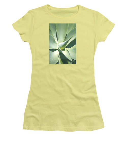 Agave Plant 1 Women's T-Shirt (Athletic Fit)