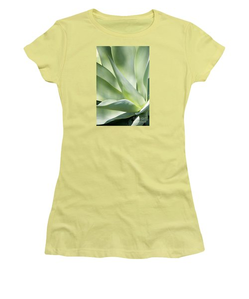 Agave Plant 2 Women's T-Shirt (Athletic Fit)