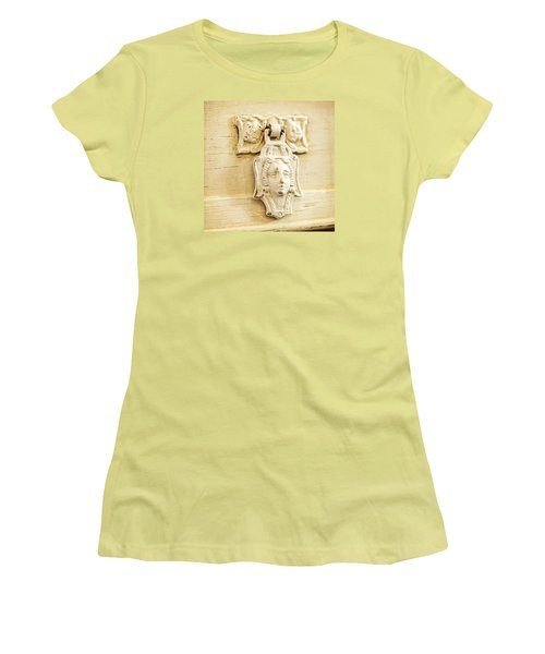 Aging Gracefully Women's T-Shirt (Junior Cut) by Caitlyn  Grasso