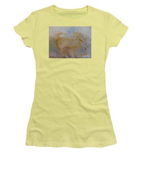 Airwalking Women's T-Shirt (Athletic Fit)
