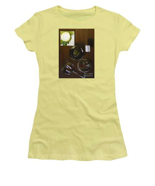 All Looked Fine From Our Perspective Women's T-Shirt (Athletic Fit)