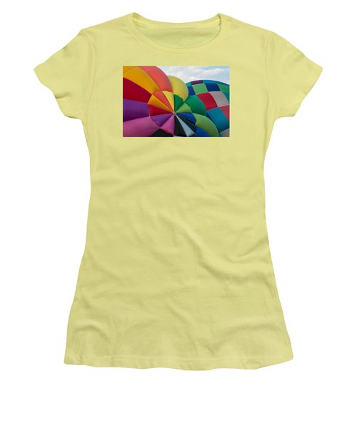 Almost Ready Women's T-Shirt (Athletic Fit)