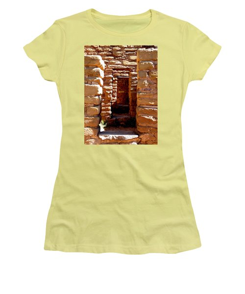 Ancient Doorways Women's T-Shirt (Athletic Fit)